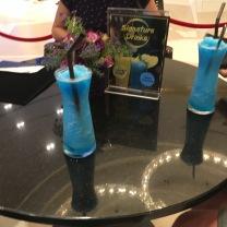 Simon's cabaret blueberry