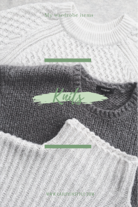Click on to view my current knits